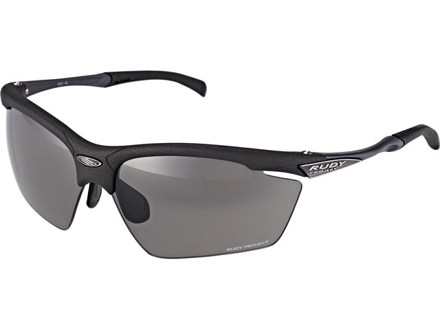 Rudy Project Agon Glasses Matte Black/Smoke Black